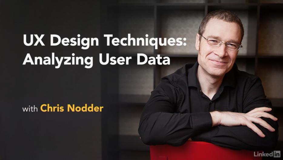 UX Design Techniques: analyzing user data
