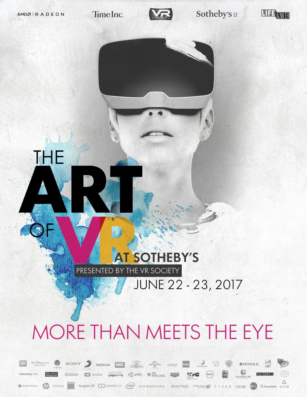 Event: The Art of VR at Sotheby's