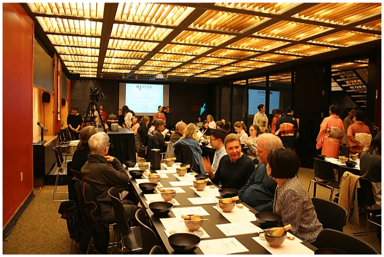 Tea Ceremony at Japan Society